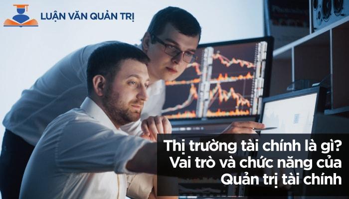 Hình ảnh thị trường tài chính là gì 1