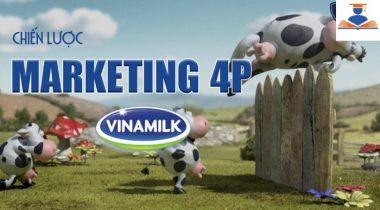 Hình ảnh chiến lược Marketing của Vinamilk 1