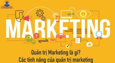 Hình ảnh quản trị Marketing là gì 1