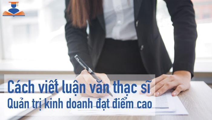 Hình ảnh luận văn thạc sĩ quản trị kinh doanh 1